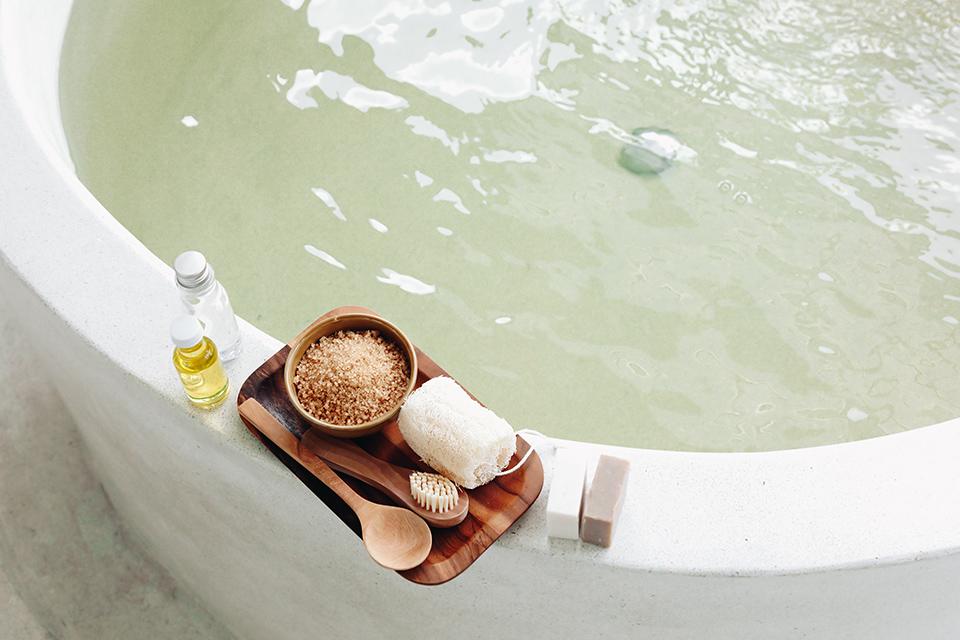 salt-bath
